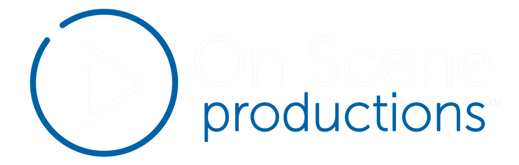 On Scene Productions Logo